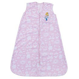 Disney® Size 6-12M Cinderella Wearable Blanket in Pink
