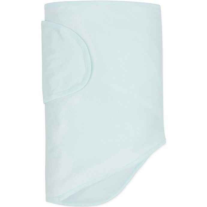 Alternate image 1 for Miracle Blanket® Swaddle in Mint