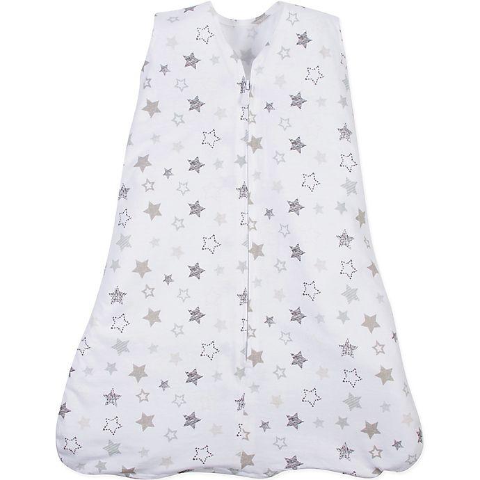 Alternate image 1 for Miracle Blanket® Stars Miracle Sleeper™ in Grey