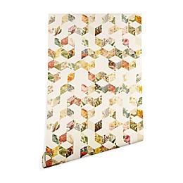 Deny Designs Florent Bodart Keziah Flowers Peel and Stick Wallpaper