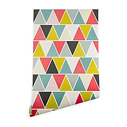 Deny Designs Heather Dutton Triangulum Peel and Stick Wallpaper