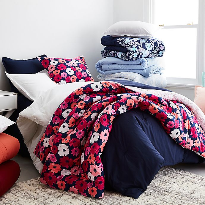 Alternate image 1 for Garment Washed Bedding Collection
