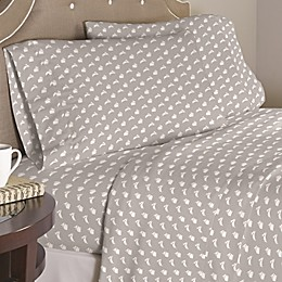 Pointhaven Bunnies 200-Thread-Count Sheet Set