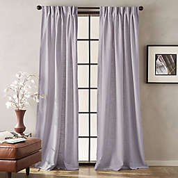 Peri Memphis Pinch Pleat Light-Filtering Window Curtain Panel