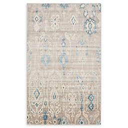 Breeze Kensington Area Rug in Dark Grey