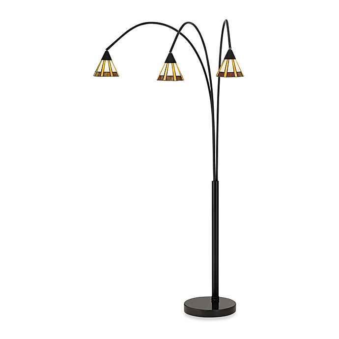 Pacific Coast Lighting Customer Service: Pacific Coast Lighting Archway 3-Light Floor Lamp In