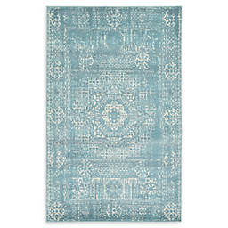 Unique Loom Bouquet Heritage Powerloomed Area Rug