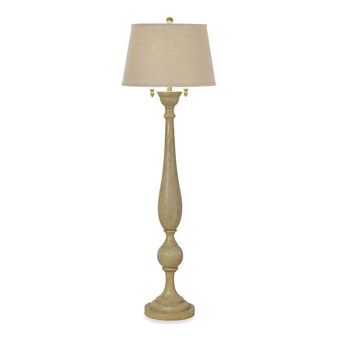 Alternate image 1 for Kathy Ireland Home Grand Maison Floor Lamp