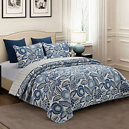 Azuri Reversible Quilt Set