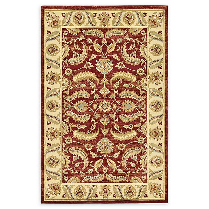 Alternate image 1 for Unique Loom Hickory Agra Powerloomed Area Rug