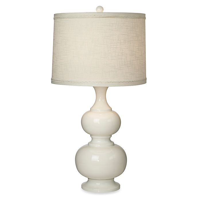 Pacific Coast Lighting Customer Service: Pacific Coast Lighting® Terra Bella Table Lamp In White