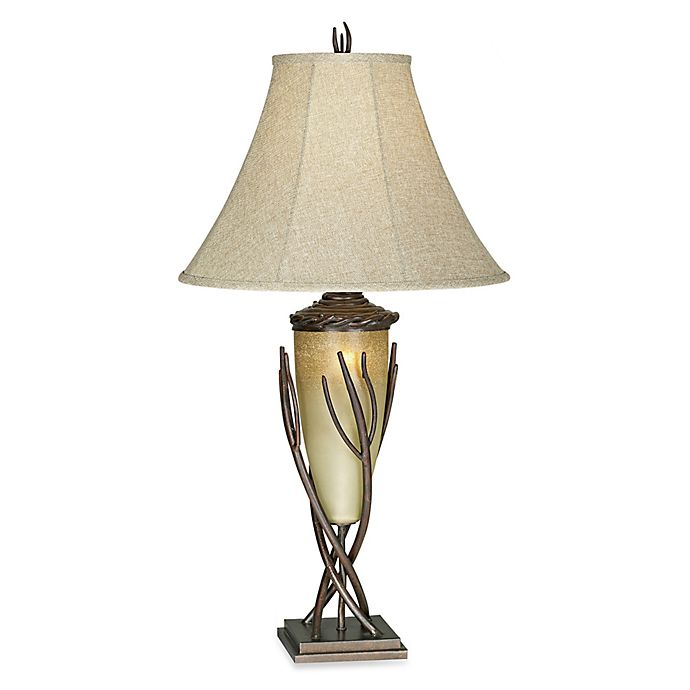 Alternate image 1 for Pacific Coast Lighting®  El Dorado Table Lamp