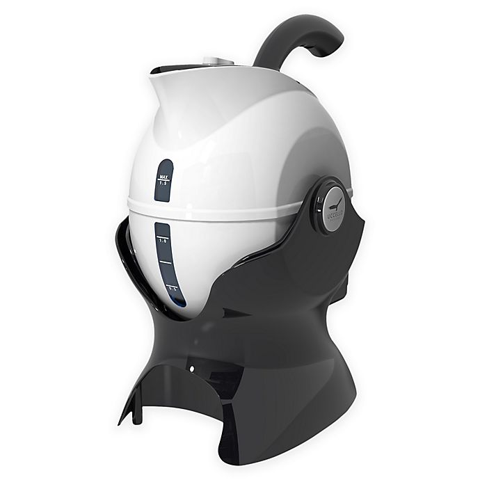 Alternate image 1 for Uccello Ergonomic Electric Kettle and Tipper in White
