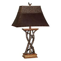 Pacific Coast Lighting® Montana Reflections Table Lamp
