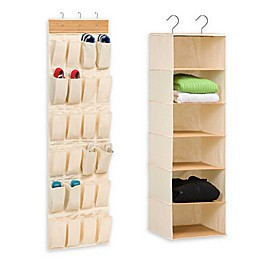 Honey-Can-Do® Organizer in Natural