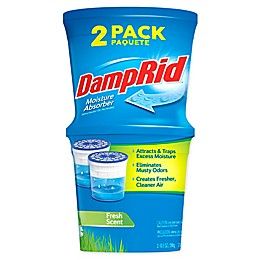 DampRid™ 2-Pack Refillable Moisture Absorber in Fresh Scent
