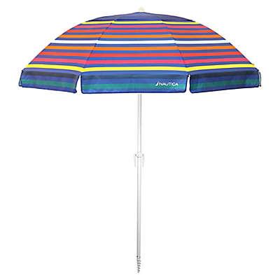 Nautica® 7-Foot Beach Umbrella