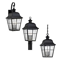 Quoizel® Millhouse Outdoor Lantern Collection