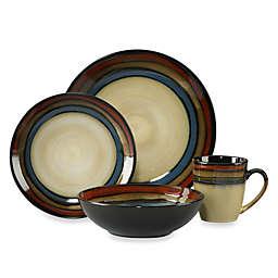 Pfaltzgraff® Galaxy Red 16-Piece Dinnerware Set