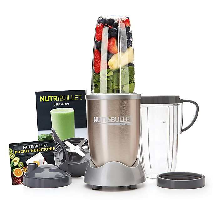 Alternate image 1 for MagicBullet® Nutribullet™ Pro 900 Series