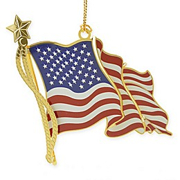 Beacon Design American Flag Ornament