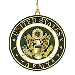 Beacon Design US Army Seal Ornament