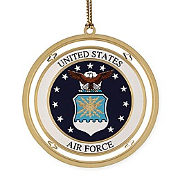 Beacon Design US Air Force Seal Ornament