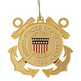Beacon Design US Coast Guard Seal Ornament