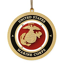 Beacon Design US Marine Corps Seal Ornament