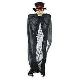 Northlight® Skull Reaper Halloween Decoration in Black