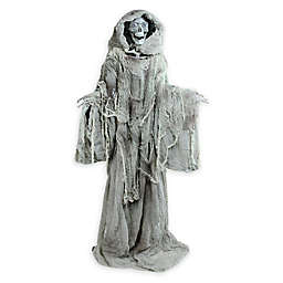 Northlight® Master of Death Animated Halloween Decoration in Brown