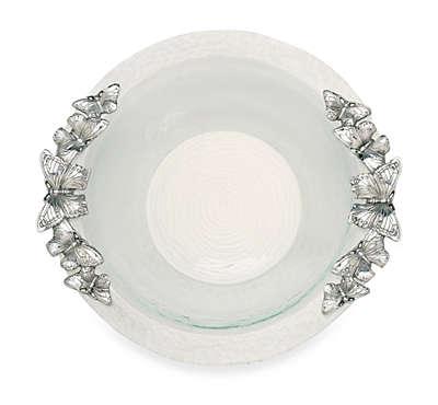 Arthur Court Designs Butterfly Salad Bowl