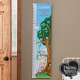 Personalized Precious Moments® Girl Growth Chard