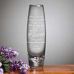 Bloom and Grow Bud Vase