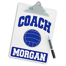Volleyball Coach Clipboard