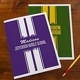 School Spirit Folders (Set of 2)