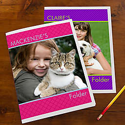 Photo Excitement Folders (Set of 2)