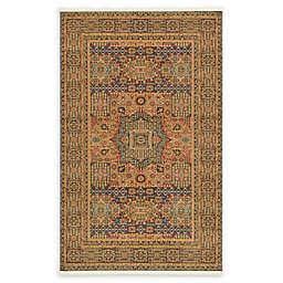 Unique Loom Jackson Palace Area Rug in Blue