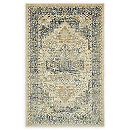 Unique Loom Mejeriet Copenhagen Rug in Beige