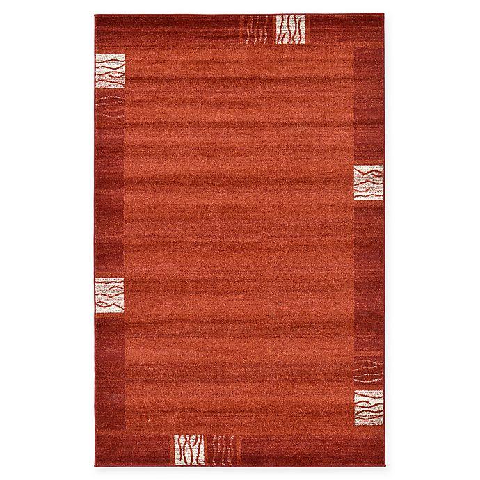 Alternate image 1 for Unique Loom Sarah Del Mar Powerloomed Area Rug