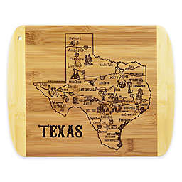 Totally Bamboo® Texas Slice of Life Cutting Board