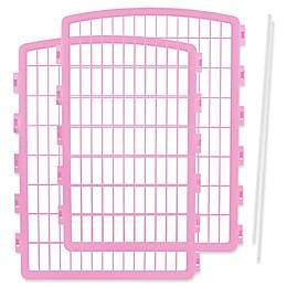 IRIS® 2-Piece Add-On Kit for 8-Panel Indoor/Outdoor Pet Pen