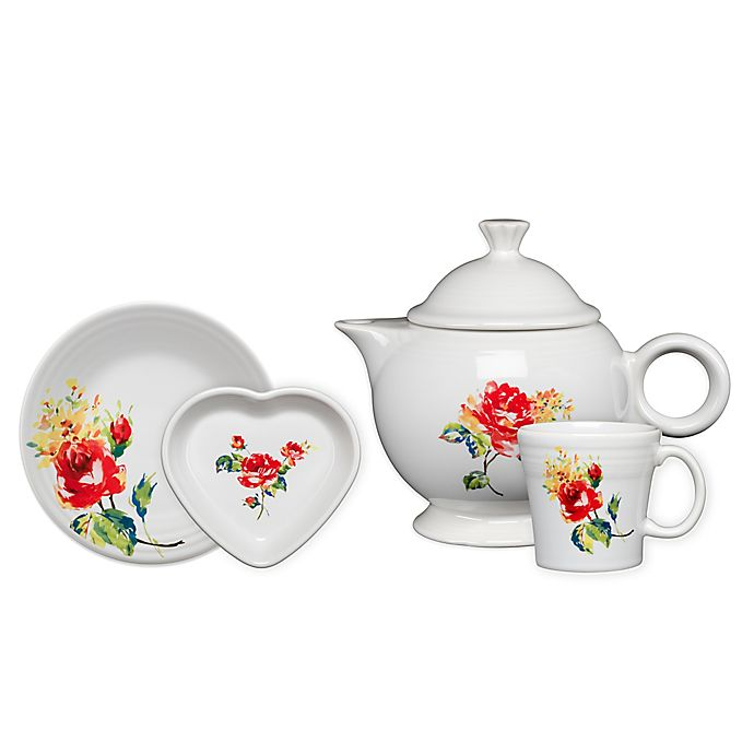 Alternate image 1 for Fiesta® Floral Bouquet Tableware Collection
