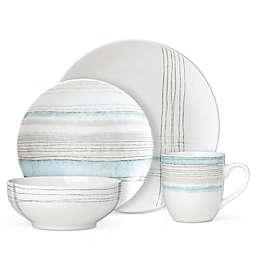 Lenox® Woven Stripes™ Aqua Dinnerware Collection