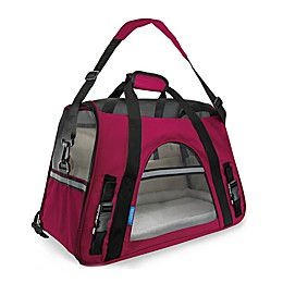 OxGord Soft Sided Dog/Cat Carrier in Black