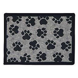 P.B. Paws & Co. 13-Inch x 19-Inch Paws Pet Mat