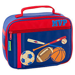 Stephen Joseph® Sports Classic Lunch Box