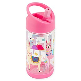 Stephen Joseph® 10 fl. oz. Llama Flip Top Bottle