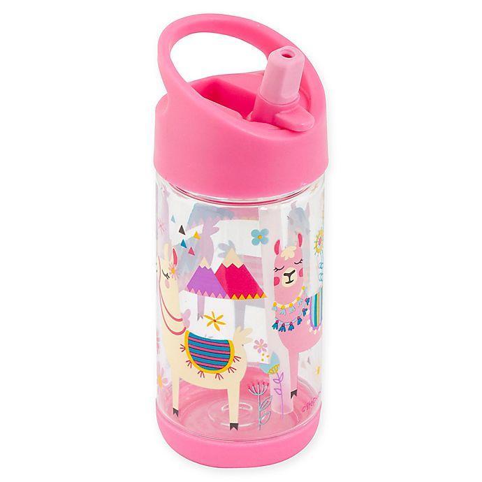 Alternate image 1 for Stephen Joseph® 10 fl. oz. Llama Flip Top Bottle