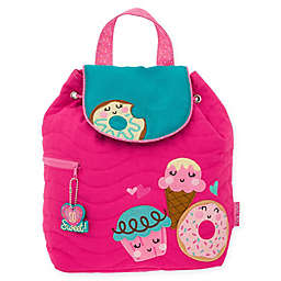 Stephen Joseph® Donut Quilted Backpack in Pink